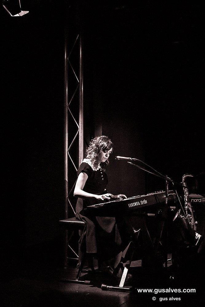 Alexandra In Grey